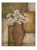 Cubed Floral Study I Premium Giclee Print by Chariklia Zarris