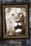 Lionesque Posters by Susann & Frank Parker