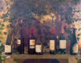 Wine Tasting Print by Donna Geissler