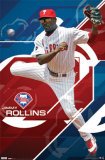 Philadelphia Phillies - Jimmy Rollins Photo