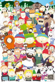 South Park, de Trey Parker et Matt Stone Poster
