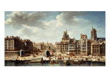 A Celebration in Venice Prints by Jean-Baptiste-Camille Corot
