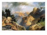 Grand Canyon Prints by Thomas Moran