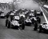 French Grand Prix, c.1965 Prints by Rainer W. Schlegelmilch