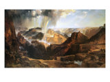 The Chasm of the Colorado Giclee Print by Thomas Moran
