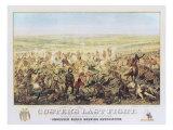 Custer's Last Fight Premium Giclee Print