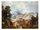 The Grand Canyon, 1912 Giclee Print by Thomas Moran