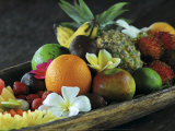 Fruit, Bali Print by Jean-Michel Ruiz