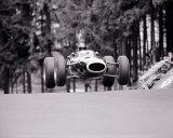 French Grand Prix, c.1965 Plakaty autor Rainer W. Schlegelmilch