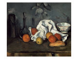 Fruits Prints by Paul Cézanne