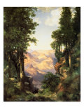 The Grand Canyon, 1919 Posters by Thomas Moran Moran