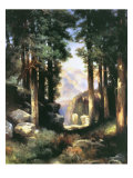 Grand Canyon of the Colorado Prints by Thomas Moran