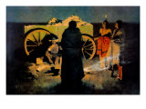 Shotgun Hospitality Prints by Frederic Sackrider Remington