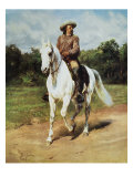Col. Wm. F. Cody (Buffalo Bill) Prints by Rosa Bonheur
