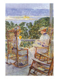 Ten Pound Island Prints by Childe Hassam