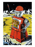 Cragstan Robot Print