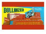 Robotrac Bulldozer Art