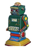Answer Game Robot Photo