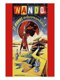 Nando - Il Robot a Telecomando Posters