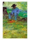 The Young Routy In Celeyran Lámina giclée prémium por Henri de Toulouse-Lautrec