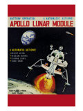 Apollo Lunar Module Art