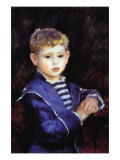 Portrait of Paul Haviland Art by Pierre-Auguste Renoir