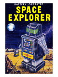 Space Explorer Prints