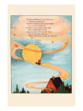 Winken and Blinken Are Two Little Eyes Posters by Eugene Field