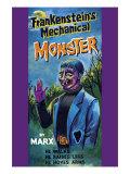 Frankenstein's Mechanical Monster Posters