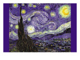Starry Night Photo by Vincent van Gogh