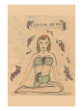 Cinthia Romm Prints by Norma Kramer
