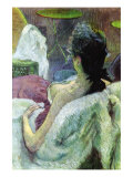 Resting Model Pósters por Henri de Toulouse-Lautrec