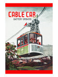 Cable Car Posters