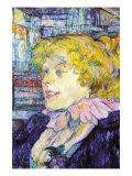 Portrait of Miss Dolly Lámina giclée prémium por Henri de Toulouse-Lautrec