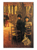Without Aussteuer Print by James Tissot