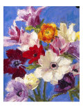Petit Fleur 5 Giclee Print by Dale Payson