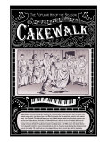 Cakewalk Affiches par Wilbur Pierce