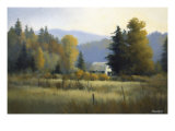 October Morning Giclee Print by David Marty