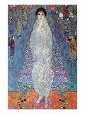Baroness Elizabeth Poster von Gustav Klimt