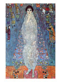 Baroness Elizabeth Posters by Gustav Klimt