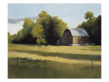 South Pasture Giclee Print by David Marty