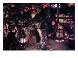 The Prodigal Son In Modern Life - In Foreign Countries Prints by James Tissot
