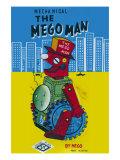 The Megoman Poster