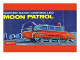 Moon Patrol Posters