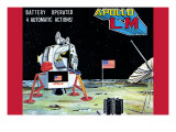 Apollo L-M (Lunar Module) Prints