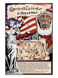 Grandfather Clause Posters by Wilbur Pierce