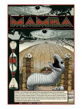 Mamba Prints by Wilbur Pierce