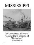 Mississippi Kunst von Wilbur Pierce