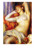 The Sleeping Posters by Pierre-Auguste Renoir