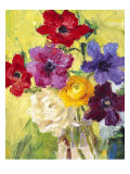 Petit Fleur 6 Giclee Print by Dale Payson